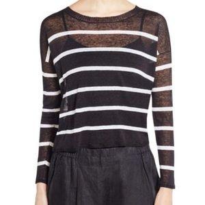 Eileen Fisher Lightweight Loose Fit Sweater
